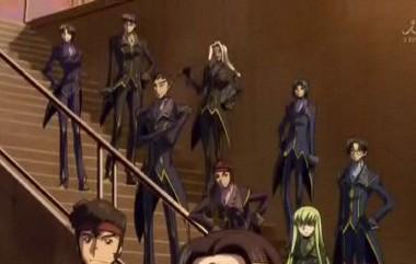 黒の騎士団 ゼロ衣装