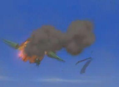 ジークフリード 爆破