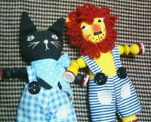 猫田さんとライオン丸