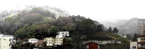 2月29日雪小