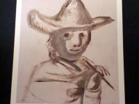 「若い画家」