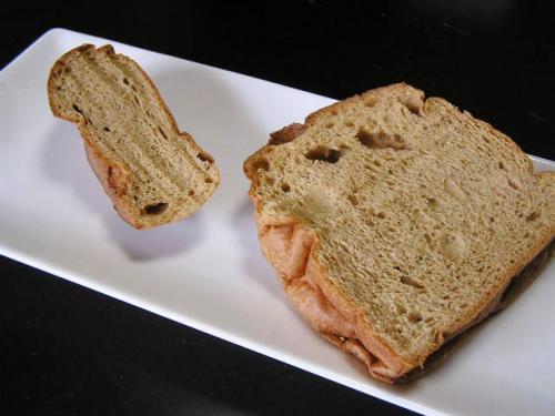 ローカーボふすまパン