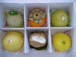 フルーツ餅☆