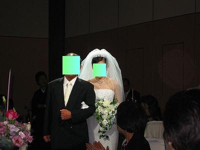 新婦入場H20.10.19