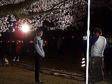 KNB@北日本放送取材中。