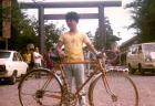ばった@怪しい自転車乗り
