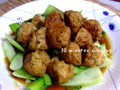 中華風♪肉団子