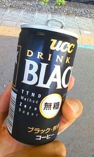brackコーヒー