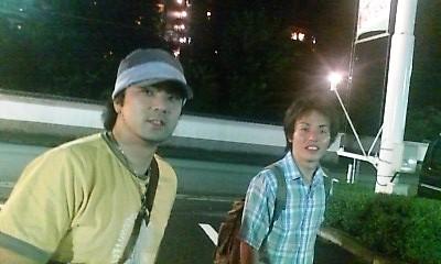 上村さん&新jun