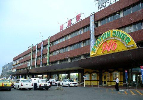 釧路駅外観
