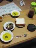 晩ご飯20080810