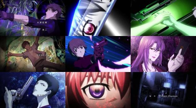 Phantom~Requiem for the Phantom~ 第1話 「覚醒」