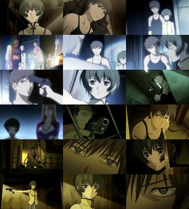 Phantom~Requiem for the Phantom~ 第3話 「実践」