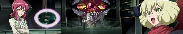 宇宙をかける少女 第21話 「小さな勇気」