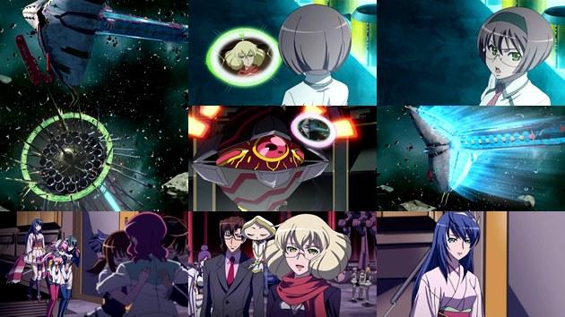 宇宙をかける少女 第23話 「秘剣、輝く」