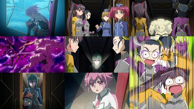 宇宙をかける少女 第24話 「終末の呼び声」