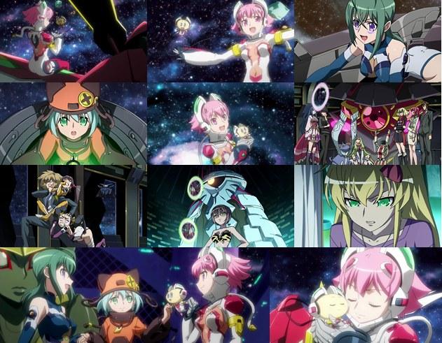 宇宙をかける少女 第26話(最終回) 「あしもとに宇宙」