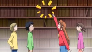 今日の5の2(OVA) 田中ハルカ登場カット