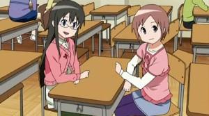 今日の5の2 (TVアニメ版) 座席