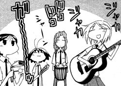 スケッチブック 第89話 (コミックブレイド2009年8月号)