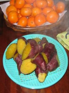 2007-12-17(◆)蒸かし芋
