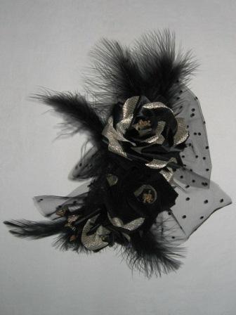 080111-1_『黒金薔薇』_娘のための髪飾り