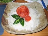 薔薇の香皿-4