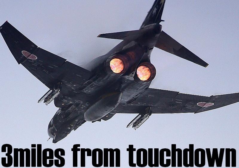 08年小松基地航空祭(F-4ファントム)