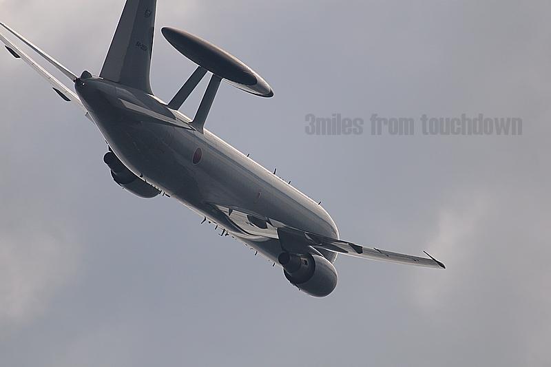 2008エアフェスタ浜松(浜松基地航空祭) E-767 AWACS