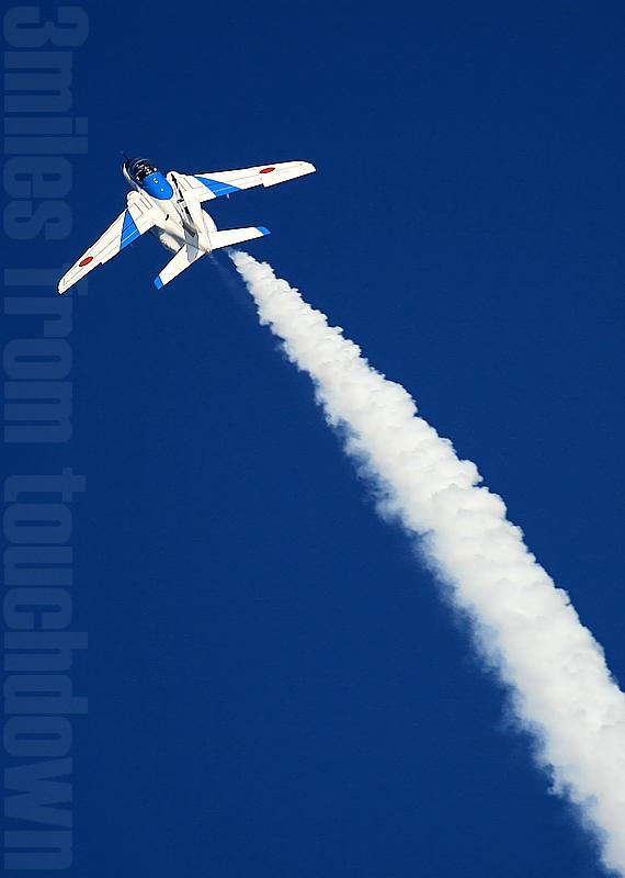 2008入間基地航空際レポート ブルーインパルス