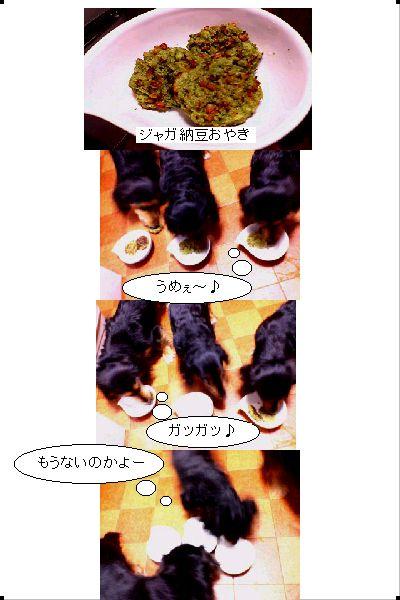 ジャガ納豆おやき