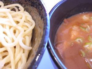 08101011満帆 太田・つけめん 麺&つけ汁アップ