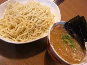 08112313汁屋・つけ麺 790円 特製トッピ 200円