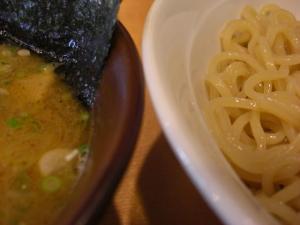 08113012ゼロ・つけめん 麺、スープアップ