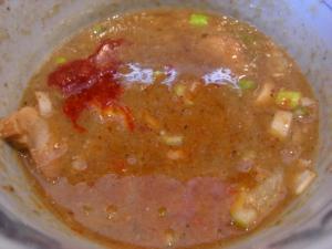 09011912福は内・辛つけ 辛味 IN スープ