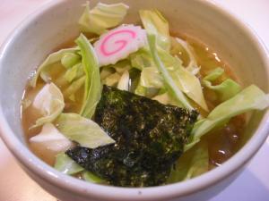 09012518満帆太田・塩ぶたぶたつけめん つけスープ