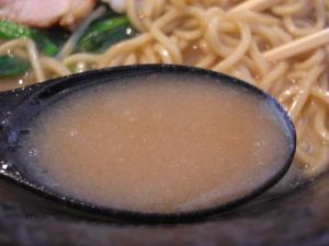 09020813満帆太田・豚骨醤油 スープアップ