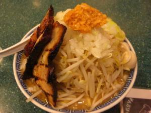 09040121大黒屋本舗・ふじ麺 700円 小豚・うずらトッピ