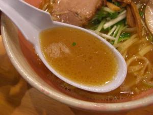 09040415Ones mall ラーメン劇場 魂麺・太魂 スープアップ