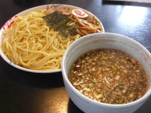 09021513群馬大勝軒・つけ麺 650円