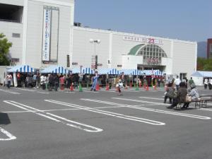 09043013信越麺戦記Part1・イベント会場の様子