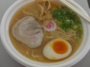 09043012信越麺戦記Part1・なおじ 昔にぼしラーメン 700円