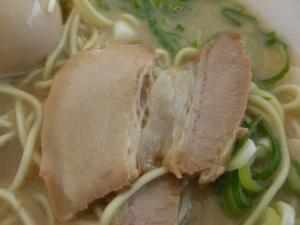 09043013信越麺戦記Part1・気むずかし家 豚極 チャーシューアップ