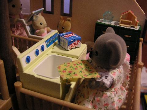 コアラ 洗濯