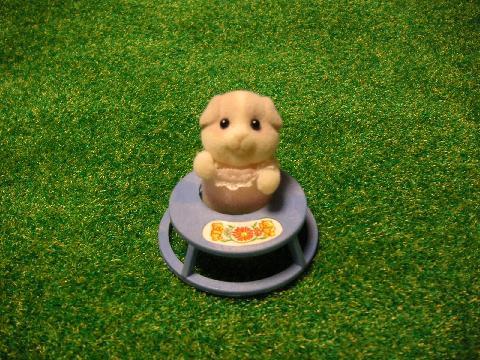 ギニーピッグ赤ちゃん歩行器