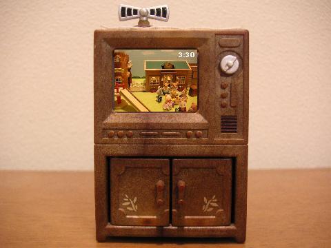 テレビEND