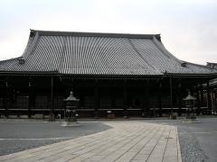 西本願寺本堂