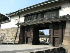 二条城の大手門