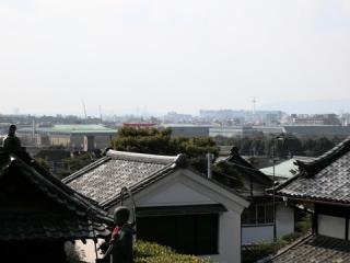 金戒光明寺本堂からの眺め2