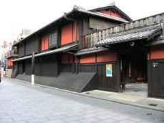 祇園:一力亭